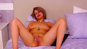 Watch GiaMackay Jasmin Premium Recorded Show - A Gentle Masturbating Scene
