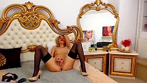 Watch VanessaKampf Jasmin Premium Recorded Show - Glamorous Room, Glamorous Fucking