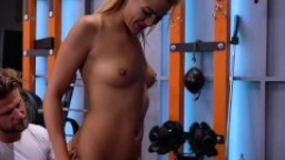 DPFanatics Cherry Kiss gets STUFFED at the GYM
